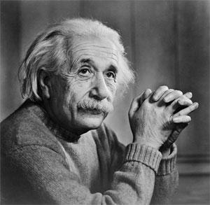 آلبرت انیشتین 1948